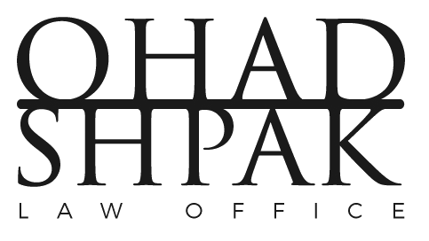 Ohad Shpak Real Estate Lawyer
